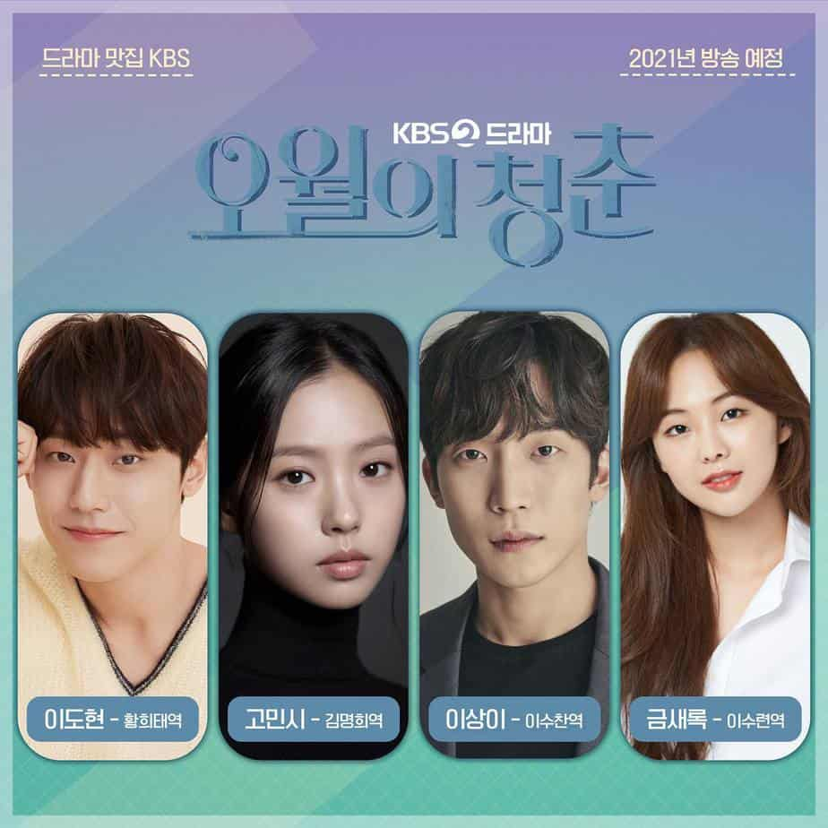 Youth of May drama coreen