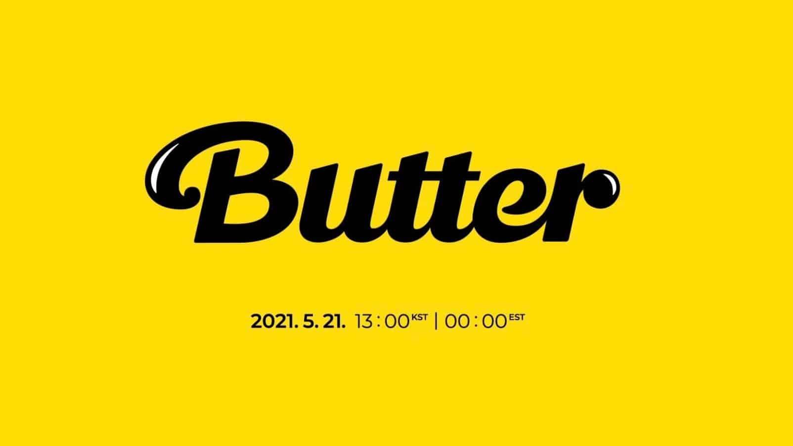 butter bts mai retour