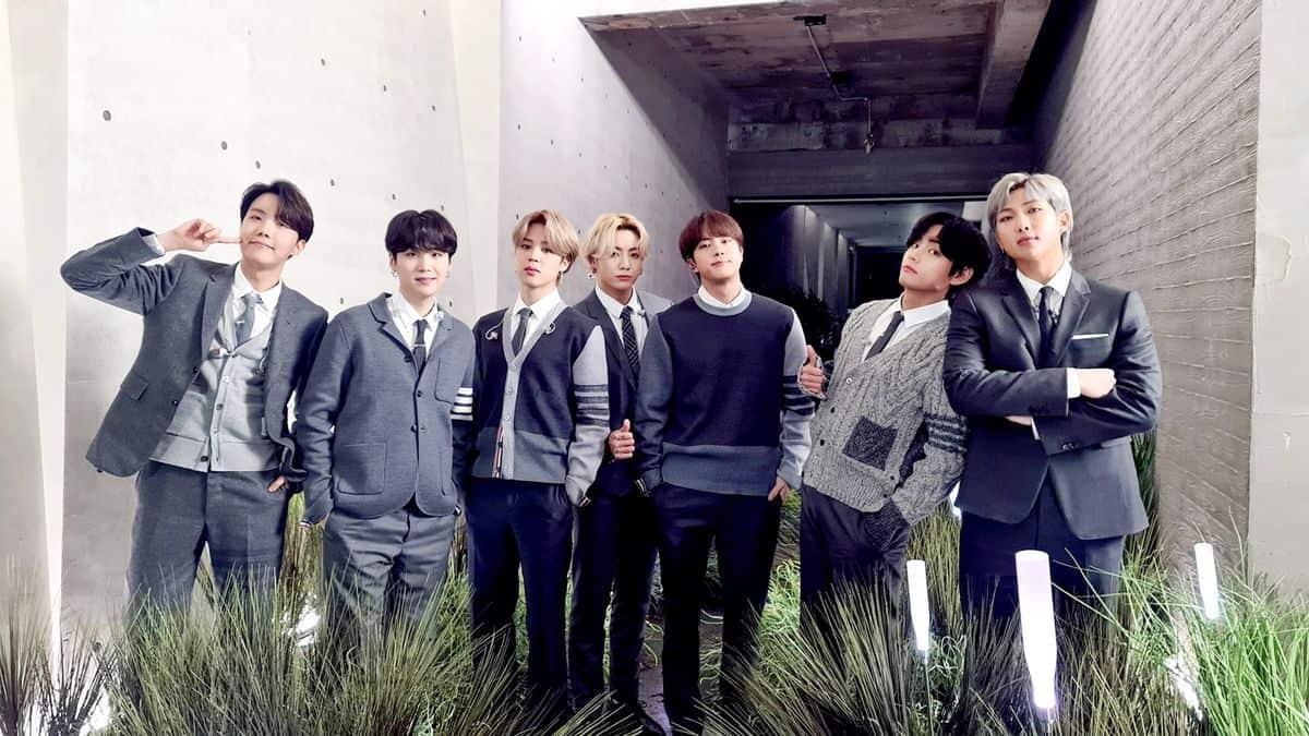 directeurs agences kpop succes bts