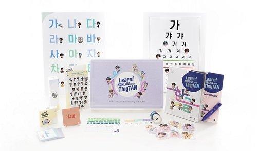 learn korean bts
