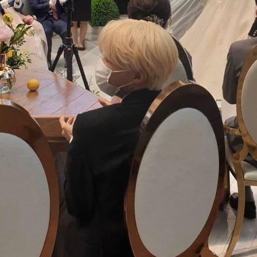 BTS mariage Ji Woo jhope.