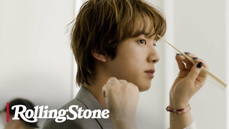 Jin de BTS se confie sur ses difficultés en tant qu'idol