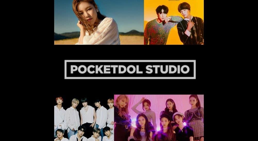 PocketDol Studio ent