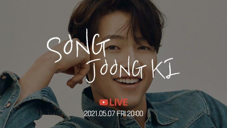 Song Joong-ki, Live