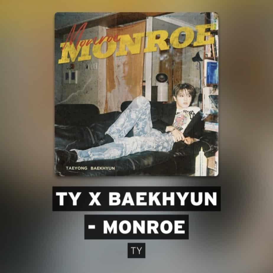 taeyong baekhyun monroe