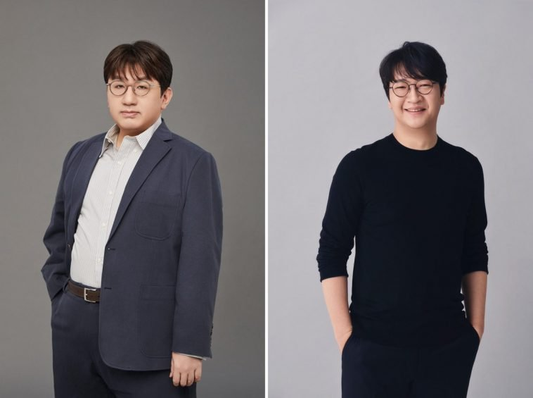 Bang Si-hyuk dans le classement «Indie Power Players 2021» pour la 2e année consécutive
