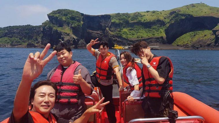 La nouvelle émission de télé-réalité de Kim Hee Sun et Kai Udo Inn publie son premier teaser