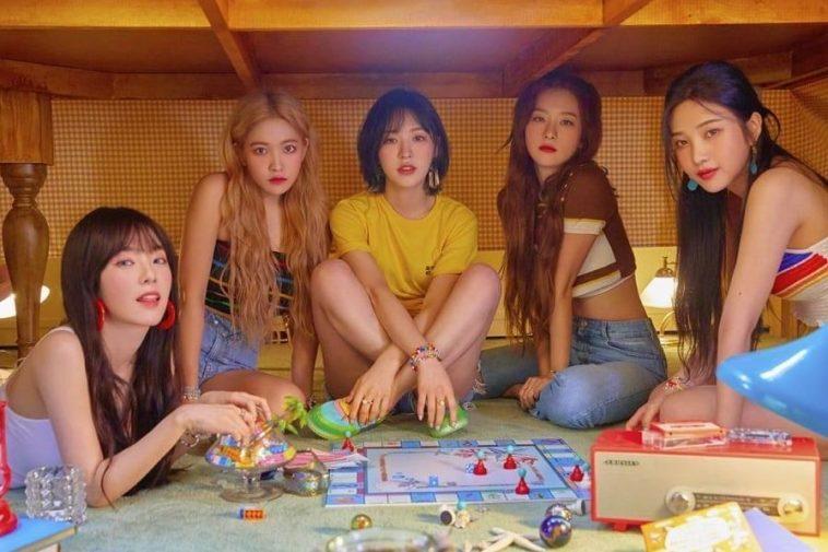 Les internautes demandent le départ d'Irène après l'annonce du retour de Red Velvet
