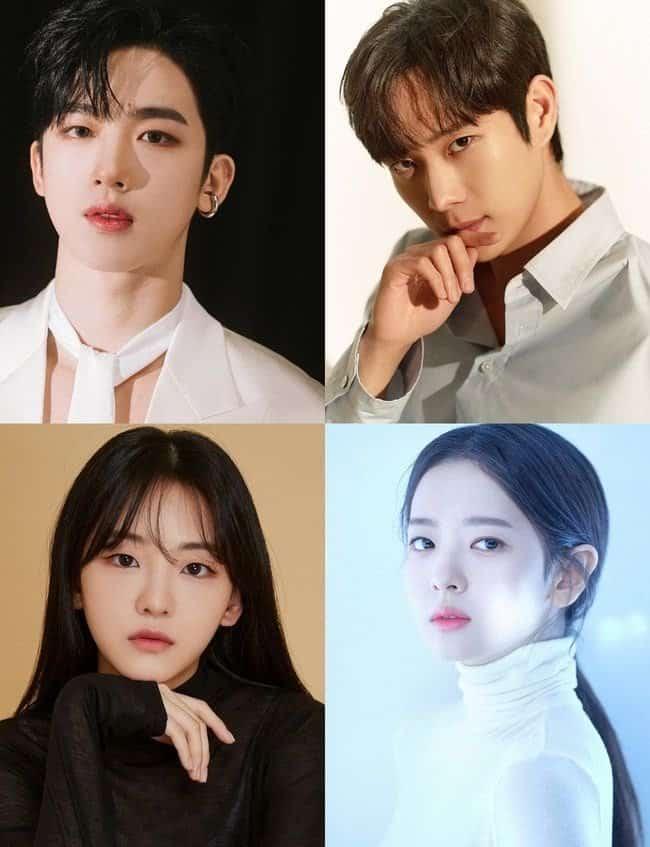 Les internautes réagissent aux acteurs principaux de 'School 2021'