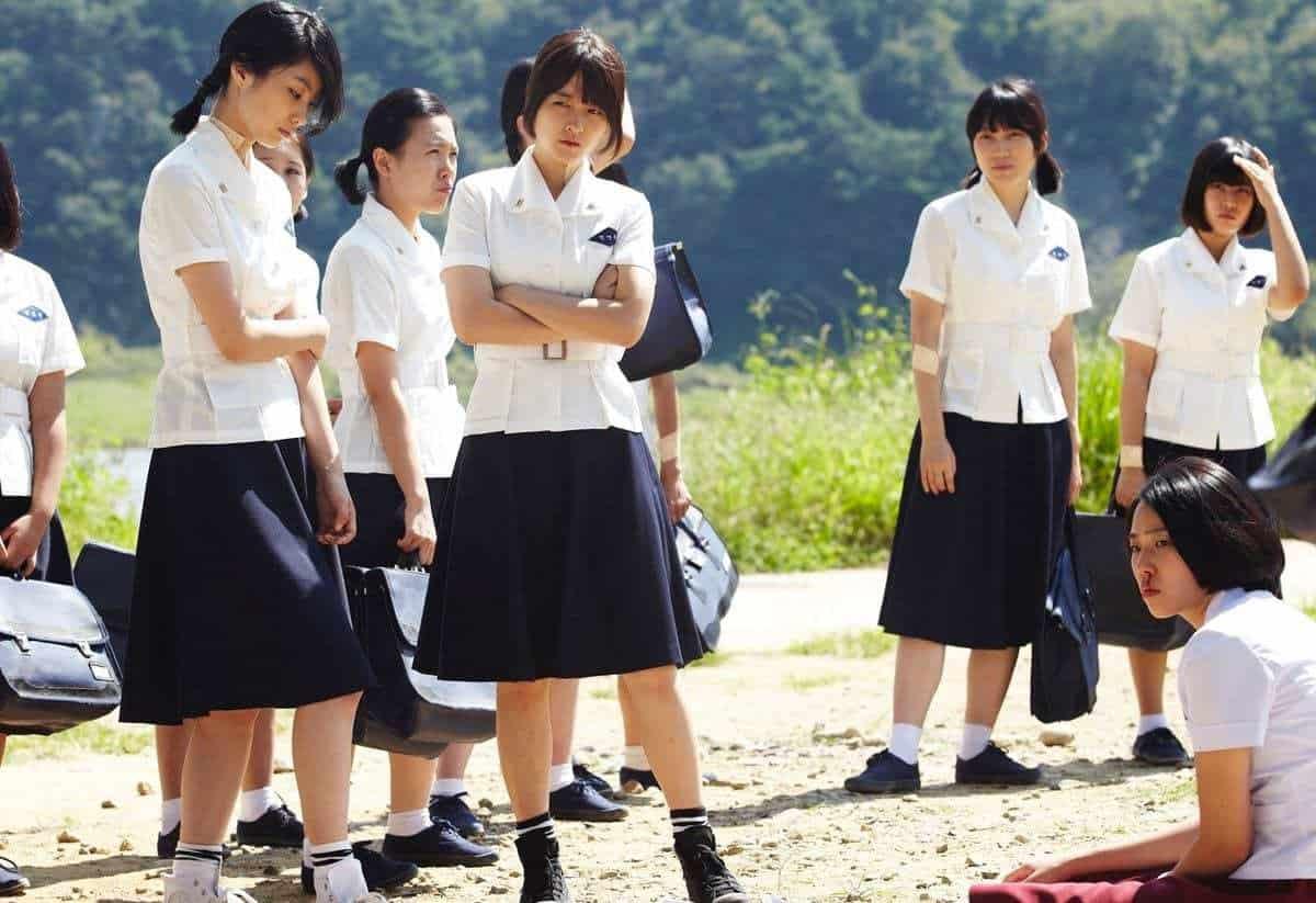 Une actrice dans la trentaine jouant le rôle d'une lycéenne depuis 17 ans devient un sujet brûlant boyoung